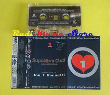 MC SUPALOVA CLUB compilation PART 1 JOE T VANNELLI 2001 JUSTINE AFRO SAMBA no cd