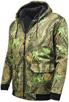 6XLARGE-XSMALL WARM Camouflage jacket STORMKLOTH CAMO FISHING HUNTING SHOOTING