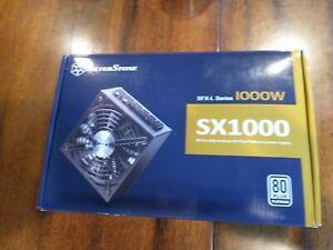Silverstone SST-SX1000-LPT (V1.1) SX1000 80PLUS Platinum 1000W Modular SFX-L PS