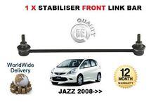 PARA Honda Jazz 1.2 1.3 hybrid i 1.4 L13Z1 2008- > NUEVO Estabilizador Delantero