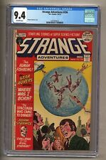 Strange Adventures 236 (CGC 9.4) O/W p; Murphy Anderson cover; DC; 1972 (c#26273