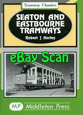 Book Middleton Press - Tramway Classics - Seaton and Eastbourne Tramways