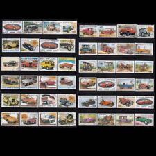 Postage Stamps Topic Cars 50pcs Unused Post Marks Stampel Collection Worldwide