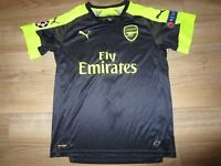 Alexis Sanchez #7 arsenal Soccer Football nike Jersey Youth L 14-16 UK 11-12Y