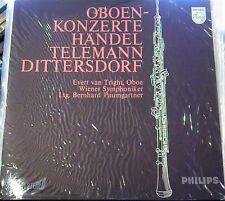 Telemann/Handel/Dittersdorf    OboenKonzerte   HIFI Stereo Philips