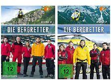 Die Bergretter Staffel 7+8 DVD Set NEU OVP