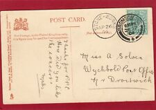 More details for stoke works and bromsgrove 1904 postmarks marie studholme pc ak843