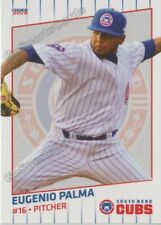 2019 South Bend Cubs Eugenio Palma RC Rookie Chicago VZ
