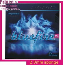 Donic Blue Fire M1 Table tennis Pimples in Rubber (2.0mm sponge)