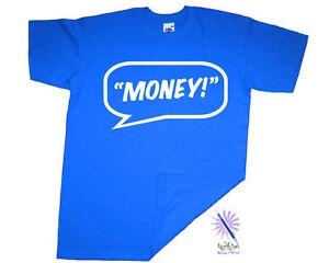 T-shirt STORAGE HUNTERS. Tarrell 'T-Money' Wright. Cult TV/Humour/Funny!