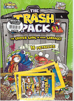 Trash Pack / Collection 1 / Giromax / Leeres Sticker Album