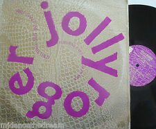 """JOLLY ROGER feat E-MIX ~ Why Cant We Live Together ~ 12"""" Single PS"""