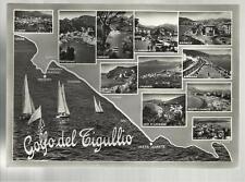56831 CARTOLINA GOLFO DEL TIGULLIO GENOVA PORTOFINO SANTA MARGHERITA RAPALLO E