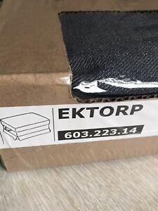 Brand New Ikea Cover for Footstool in Nordvalla Dark Grey 603.223.14