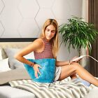 Cure Choice Large Electric Heating Pad for Back Pain Relief 12x24 DAMAGEDBOX