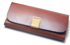 Eyeglasses Case sunglasses bag glasses Pouch spectacle holder cow Leather z824-1