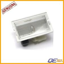 Rear Land Rover Sport LR3 LR4 Discovery License Light Genuine New XFC500040