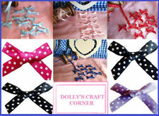 Single-Sided Cardmaking & Scrapbooking Bows