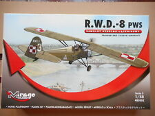 R.W.D.-8 (PWS) - 1/48 - MIRAGE HOBBY 485002
