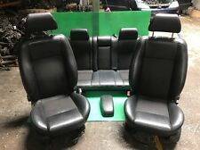 FORD Mondeo Mk3 ST Seats Half Leather