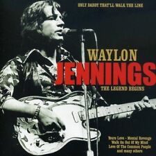CD de musique country Waylon Jennings