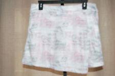 PGA NWOT Tour Golf Faux Wrap Skort Pink/White/Gray Sz M