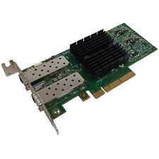 CX322A Dell Mellanox Connectx-3 2-Ports 10Gbps PCI-E Network Adaptor Refurbished