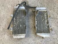 Radiatori Maggiorati  Honda Crf 450 09/12 usati
