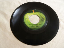 RINGO STARR IT DON'T COME EASY/EARLY 1970 APPLE 1831