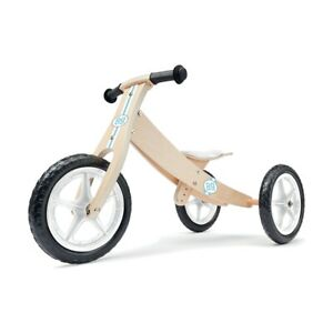 New 2 or 3 Wheel Balance wooden Frame maintain balance used as a bike / tride FF