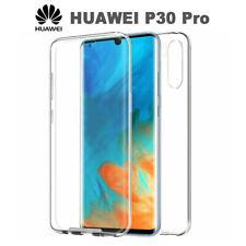 Funda Proteccion 360º Gel TPU Hibrida Transparente para Huawei P30 Pro