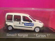 SOLIDO SUPERBE RENAULT KANGOO EUROPE 1 NEUF EN BOITE 1/43 I8