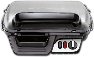 Rowenta GR3060 Ultra Compact Comfort - Bistecchiera con 3 Posizioni di Cottura,