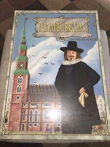 Hamburgum Board Game Brand New And Sealed Mac Gerdts Strategy Trading Rare