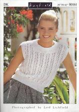 HAYFIELD 00161 DK Knitting Pattern