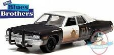 1:64 Hollywood Greatest Hits Blues Brothers (1980) 1974 Dodge Monaco Greenlight