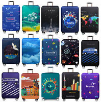 """Anti scratch 18""""-32"""" Travel Elastic Dust Luggage Case Cover Bag Suitcase Covers"""
