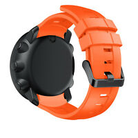 Classic Replacement Silicone WristBand Strap For Suunto Ambit3 Vertical Watch
