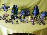 WARHAMMER 40K PAINTED SPACE MARINE ULTRA ARMY - MANY UNITS TO CHOOSE FROM