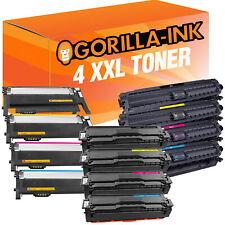 Laser Toner Kartuschen 4er Set für Samsung CLT-404S CLT-406S CLT-504S CLT-506L