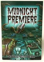 Signed Limited Edition MIDNIGHT PREMIERE Tom Piccirilli Cemetery Dance Hardcover
