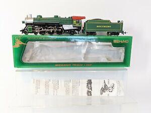 HO gauge Mehano Southern 4-6-2 Pacific steam locomotive-M9923.