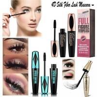 💜4D Silk Mascara Eyelash Extension Volume Long Lasting Lashes Makeup UK