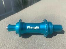Vintage MTB Ringle Bubba Rear Hub - Blue Turquoise
