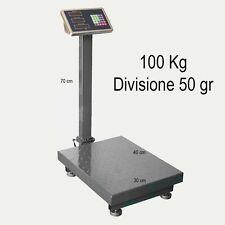 BILANCIA ELETTRONICA DA BANCO DIGITALE 100KG 50GR CON BRACCIO DISPLAY mshop