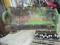 JOHN DEERE 4020 ENGINE BLOCK CYLINDER BLOCK GAS AR50355 R40860R R40860