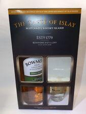 Whisky Bowmore small batch di Islay acqua 0,7 L Set Regalo