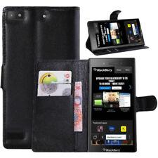 Leather Removable Wallet Flip Card Case Cover for Blackberry DTEK50/Z3/priv HLC