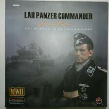1/6 Soldier Story SS050 LAH Panzer Commander Joachim Peiper WWII Figure, MINT