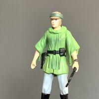 "Star Wars Princess Leia Organa With Gun RETURN OF THE JEDI 3.75"" Action Figure"